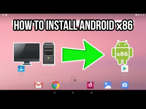 How To Install Android X86 On ANY PC As Your Main OS | Android On PC