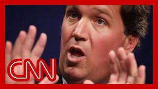 Tucker Carlson plays Biden sound to stoke fear. Hear Biden's remarks in context