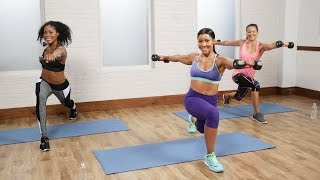 30-Minute Fat-Burning Cardio Sculpt Workout