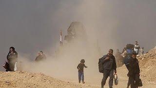 Kampf um Mossul: Irakische Armee nimmt zweite Tigris-Brücke ein