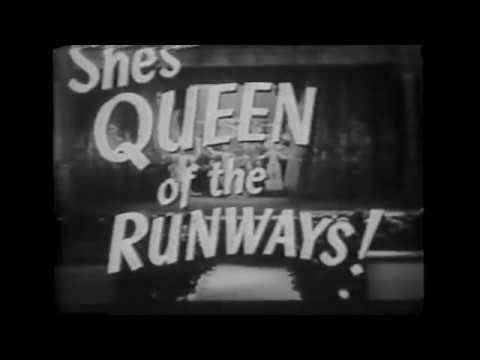 Vegas Nights (1948) rare burlesque movie trailer