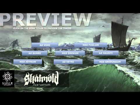 SKÁLMÖLD - Með Vaettum (Preview) | Napalm Records