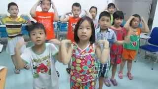 Lớp Anh Văn mẫu giáo