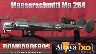 Video Messerschmitt Me 264 1/144 Bombarderos de la Segunda Guerra Mundial Ed. Altaya download MP3, 3GP, MP4, WEBM, AVI, FLV Juni 2018