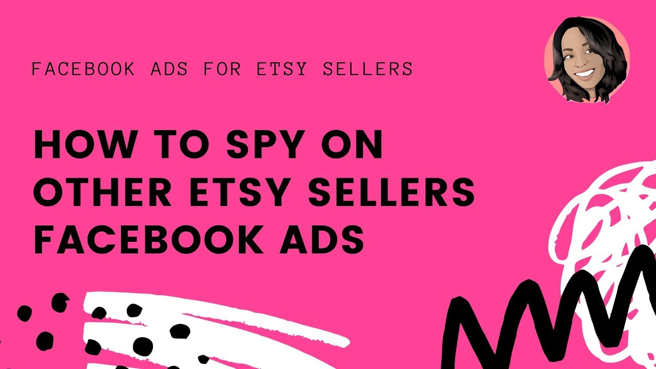 Spy on Other Etsy Sellers Facebook Ads | Etsy Rank (eRank) + FB Ad Library Tools