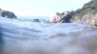 今子浦海水浴場シュノーケリング