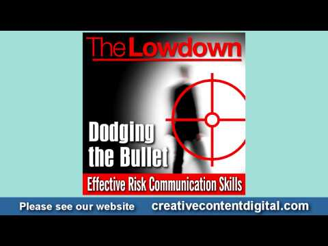 Risk Communication Skills - Dodging the Bullet  Audiobook