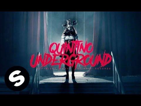 Quintino - Underground (Official Music Video)