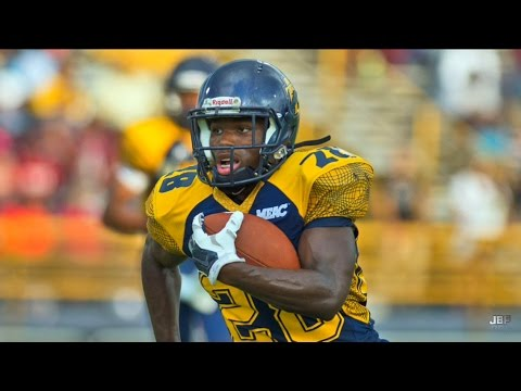 The Human Joystick || North Carolina A&T RB Tarik Cohen Highlights ᴴᴰ