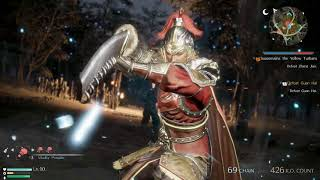 Dynasty Warriors 9: PC gameplay