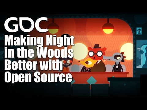 Making Night in the Woods Better with Open Source