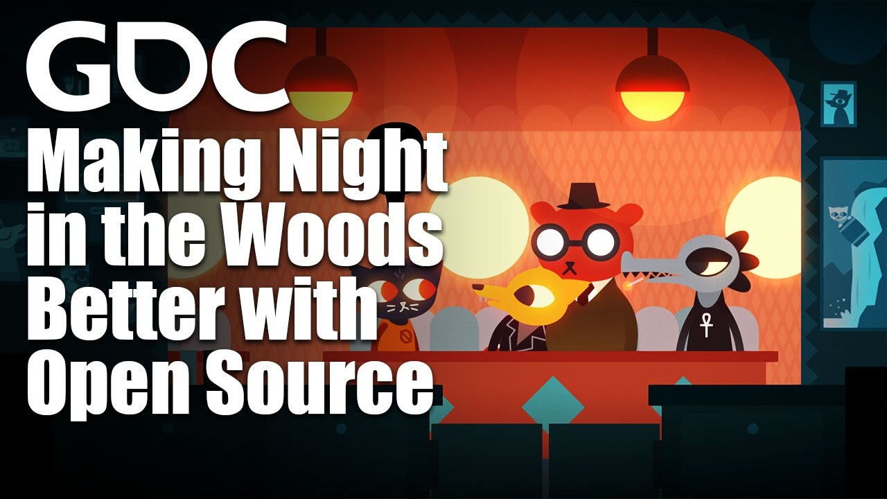 How Night in the Woods Uses Yarn Spinner — Secret Lab