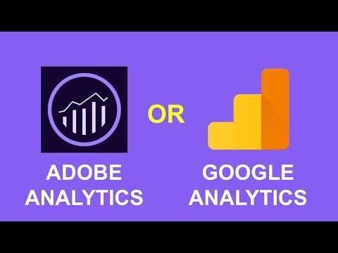 Adobe Analytics vs