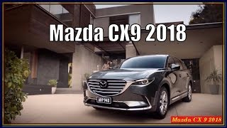 New Mazda CX-9 2018 Grand Touring Interior Exterior Review thumbnail