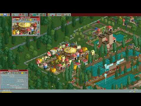 Let's Play Roller Coaster Tycoon Heide-Park Ep.10: No Error Trapper Win
