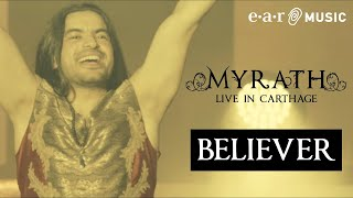 Myrath - Believer (Live in Carthage) - Out on April 17th