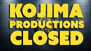 Konami Closes Kojima Productions For Good + Metal Gear Solid VI in the Works - The Know