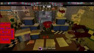 Roblox The Beginning of Fazbear Ent. Christmas (New Year's Short)- Episode 6