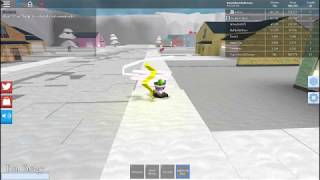 Buying the lightning bolt!! ( Roblox snow shoveling simulator #2 )