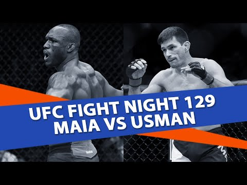 UFC Fight Night 129 | Betting Tips & Card Preview | Peter Loshak & Andreas Hale