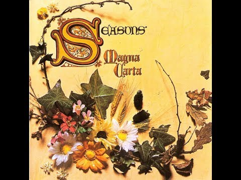 Magna Carta - Seasons 1970 FULL VINYL ALBUM (progressive roc