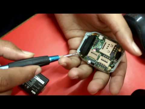 Easy Steps to change Display Screen in Spice Smart Pulse (M-9010) Watch Phone (Hindi) (1080p HD)
