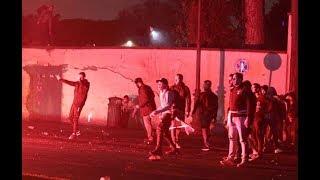 C3 Lazio - OGC Nice trouble before the game