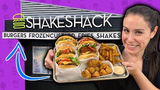 How to make EVERYTHING from Shake Shack