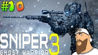 Sniper Ghost Warrior 3 #10 - БОЛЬШАЯ СВАДЬБА