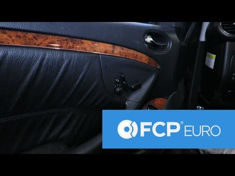 Mercedes Seat Memory Option (CLK) | FCP Euro