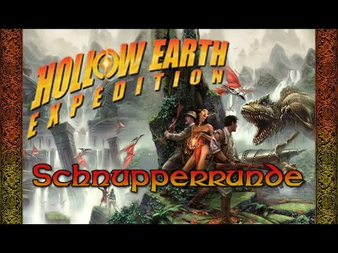 [HEX] Hollow Earth Expedition Kennenlernrunde  - OnAir