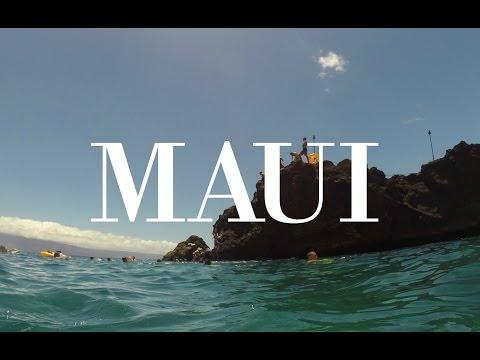 MAUI Travel Vlog: GoPro