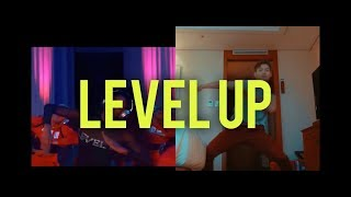 LEVEL UP CHALLENGE | Ciara & Parris Goebel project