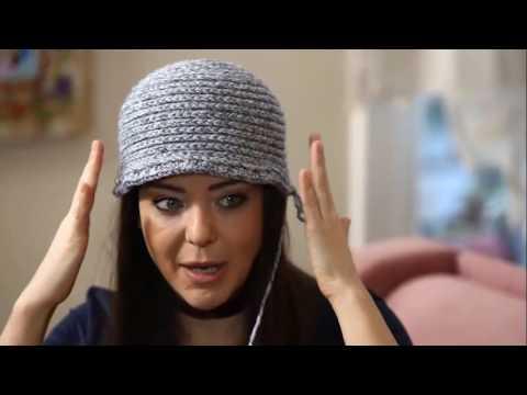 Alize Superlana Maxi ile Şık ve Kolay Şapka Yapımı-Making Elegant Hats with Alize Superlana Maxi