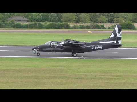 RIAT 2016  Britten Norman BN- 2T Defender & Islander