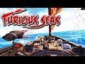 Sea Of Thieves In VIRTUAL REALITY! Furious Seas