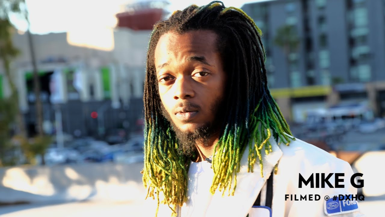 mike g hollywood freestyle youtube