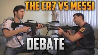 The Cristiano Ronaldo vs Messi Debate