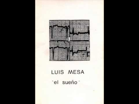 Luis Mesa-Painsaje En Cuatro Voces 1985 (Spain Industrial Experimental)