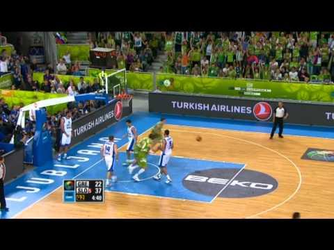 Εθνική Ανδρών | Ελλάδα-Σλοβενία 65-73. Τα Highlights του αγώνα