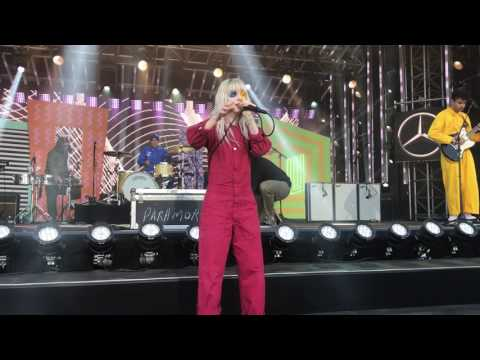 That's What You Get | Paramore | LIVE at Jimmy Kimmel | 2017