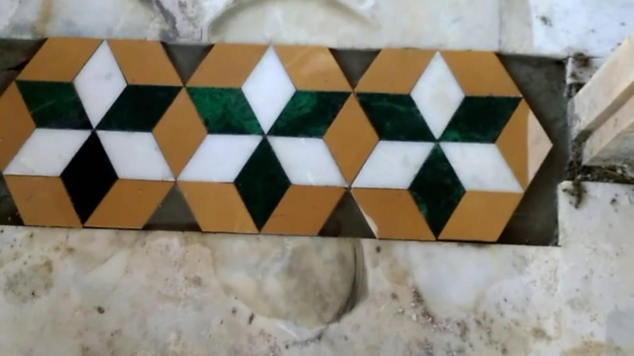 How To Install Marble Flooring Door Mat