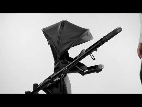 Коляска Anex E-type 2019 - обзор