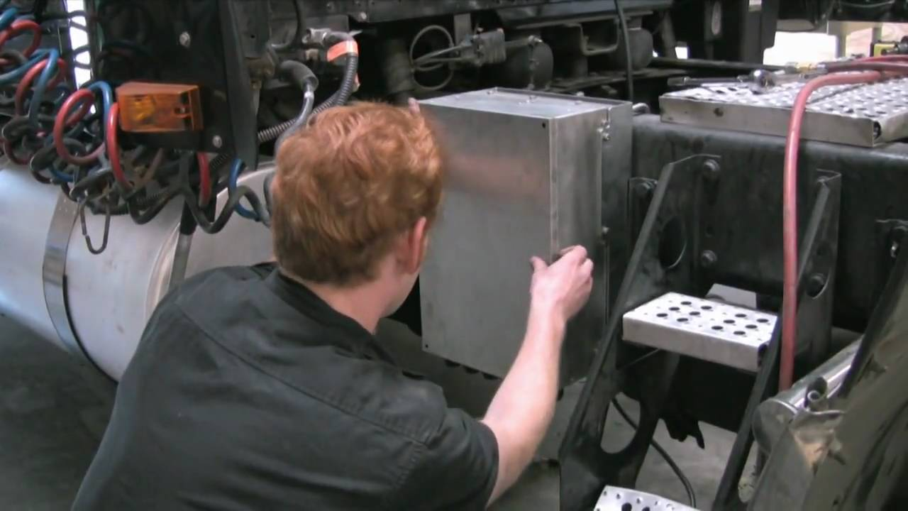 : semi truck battery wiring - yogabreezes.com