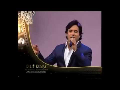 Javed Ali Performing on Dilip Kumar Sahab's Autobiography Launch