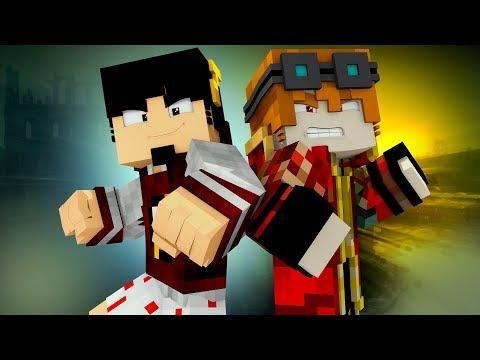 Minecraft: MEU MAIOR RIVAL - NEXUS Ep.12 ‹ AMENIC ›