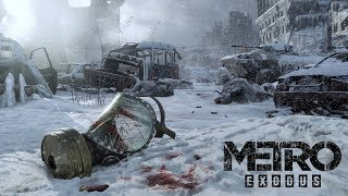 METRO EXODUS // OPEN WORLD HARDCORE SURVIVAL // Part 1