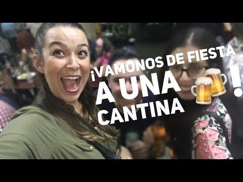 ¡Vamonos de fiesta en Guadalajara! -  La fuente cantina
