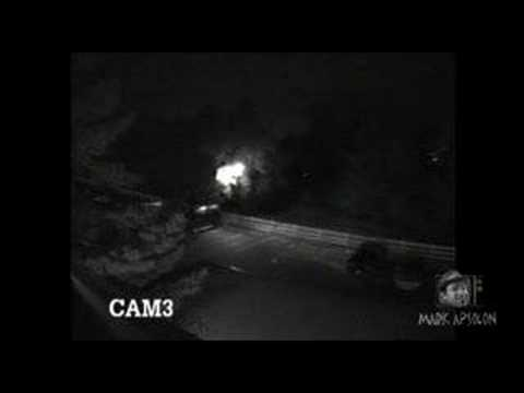 REAL Ghost Caught on Security Camera!!!
