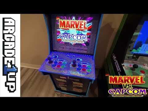 Marvel Vs Capcom by Arcade1up - Quick Review from Robs Retro Reviews